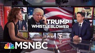 EEUU: Un denunciante presentó una queja sobre una promesa que Trump hizo a un líder extranjero