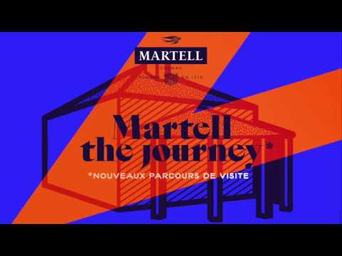 Martell The Journey – The new visitor experience to discover Maison Martell