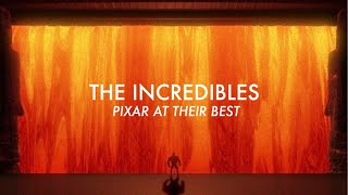 The Incredibles: Pixar at their Best | Video Essay