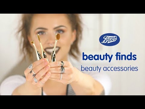 boots.com & Boots Discount Code video: NEW Beauty Accessories ~ Boots Beauty Finds