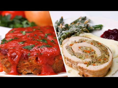 Dishes You Can Cook With Turkey ? Tasty Recipes