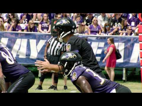 Top Play: Jeremy Butler Shows Off Red-Zone Skills