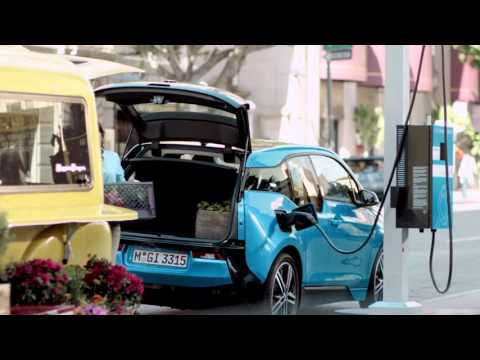 "BMW i3 ""Born To Go Further"""