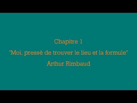 Vidéo de Arthur Rimbaud