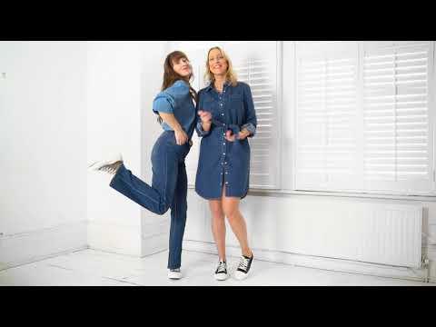 matalan.co.uk & Matalan Discount Code video: Belle & Bunty's Matalan denim edit