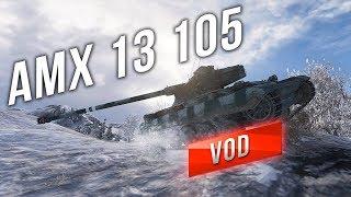 [VOD] AMX 13 105 - Участь Недобитка