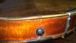 Violin stradivarius 1716