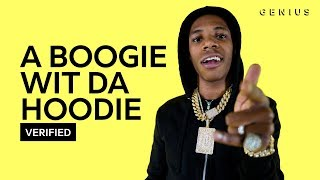 """A Boogie Wit Da Hoodie """"Say A"""" Official Lyrics & Meaning 