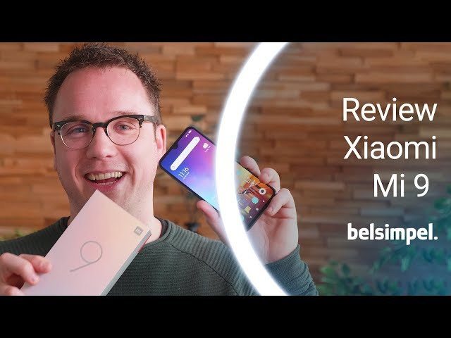 Belsimpel-productvideo voor de Xiaomi Mi 9 128GB Black