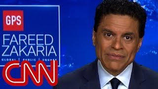 Fareed on GOP: Ronald Reagan is out, Donald Trump is in