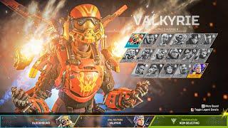 Valkyrie Birthright Animation Valk Launch Bundle ×Apex Legends