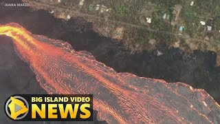 Hawaii Volcano Eruption Update - Wednesday Morning (Aug. 1, 2018)