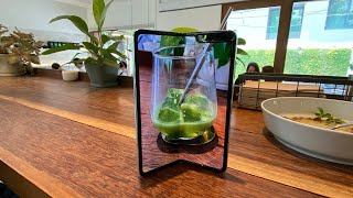 This Galaxy Fold Review Was Shot With iPhone 11's Wide-angle Camera