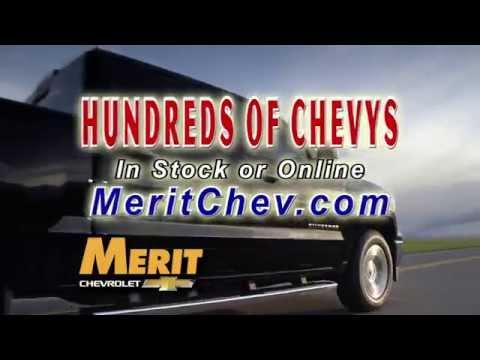 Merit Chevrolet - May Savings