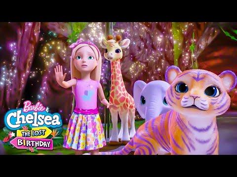 Ärger im PARADIES! 🏝 | Barbie & Chelsea: Dschungelabenteuer | @Barbie Deutsch