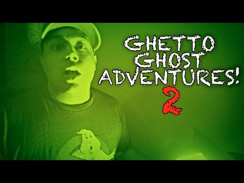 GHETTO GHOST ADVENTURES 2! - Smashpipe Comedy