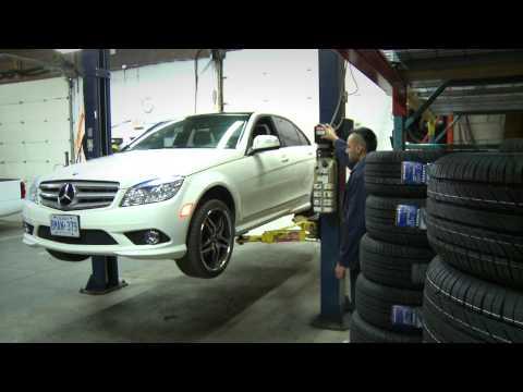 Tire Dealers in Brampton: Car Kraze