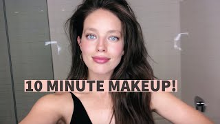 My Everyday Makeup Tutorial! Easy + Natural | Emily DiDonato