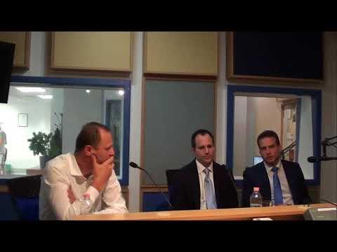 Párbeszéd a gazdaságról - Bilibók Botond, Fáykiss Péter és Gabler Gergely az Infórádióban