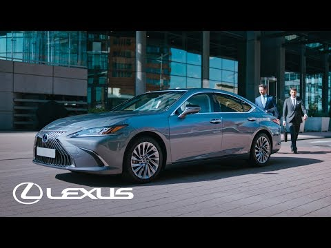 Lexus ES 300h | Drivs av intuition