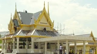 Thai Royal Funeral: Late king held great affection