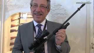 IWA 2013 - The ugliest Pedersoli gun ever
