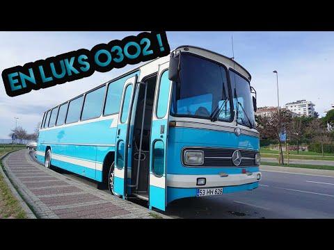2021 Efsane O302 En Lüks Otobüs Karavan Oluyor! | TR'de Tek