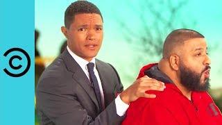 DJ Khaled's Journey Of Positivity   The Daily Show with Trevor Noah