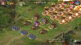Lôi đài tháng 6 Công Thành Xưng Đế China 1