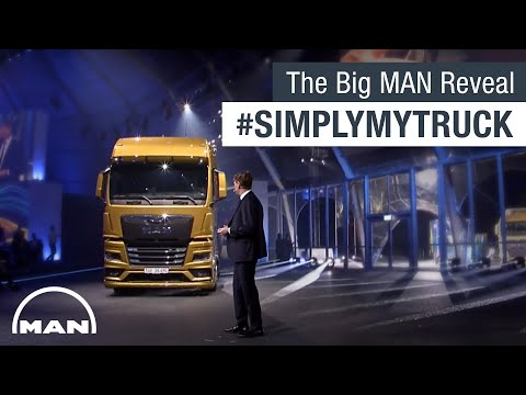 SimplyMyTruck?the big MAN live event