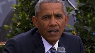 Obama: 'Heartbroken' Over Manchester Attack