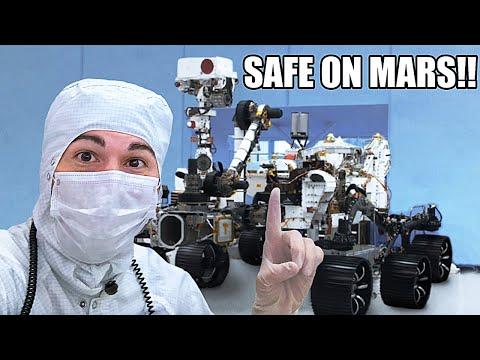 Mars Rover Landing CRASH COURSE- 3 DAYS LEFT!