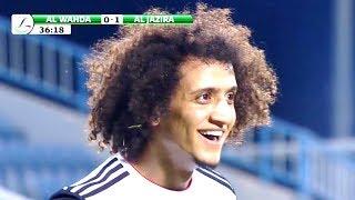 ملخص مباراة الجزيرة 3-2 الوحدة | تعليق علي سعيد الكعبي | ...
