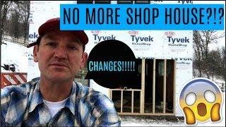 Off Grid Home Build: No More