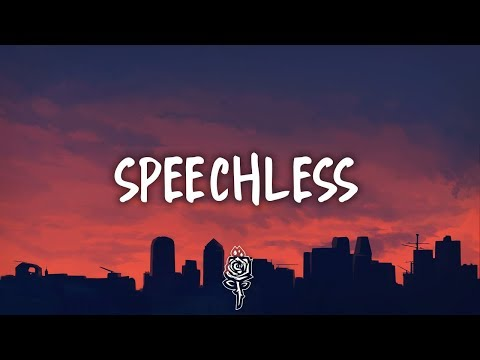 Robin Schulz feat. Erika Sirola - Speechless (Lyrics)