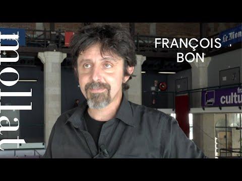 Vidéo de François Bon