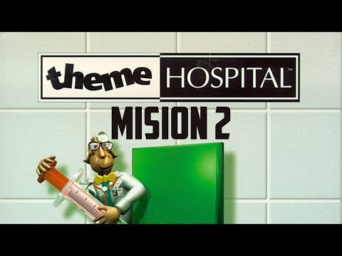 Theme Hospital (1997) - PC - Misión 2