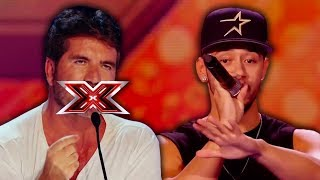 OFFENSIVE & RUDE Auditions Leave Simon Cowell Furious!