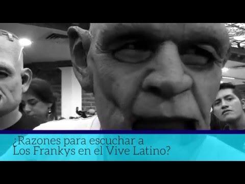 5 Razones para ver a los Frankys en el Vive Latino