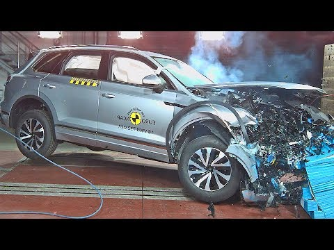 Volkswagen Touareg (2019) Really Safe SUV""