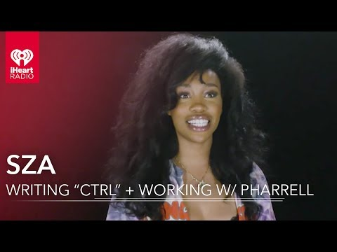 SZA's Influences + Working with Pharrell on