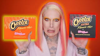 Cheetos Makeup... Is It Jeffree Star Approved?!