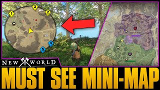 New World - New Mini Map Makes Farming Easy - Get This Now