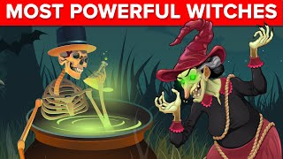 Who Were The Most Famous Witches And What Were Their Powers
