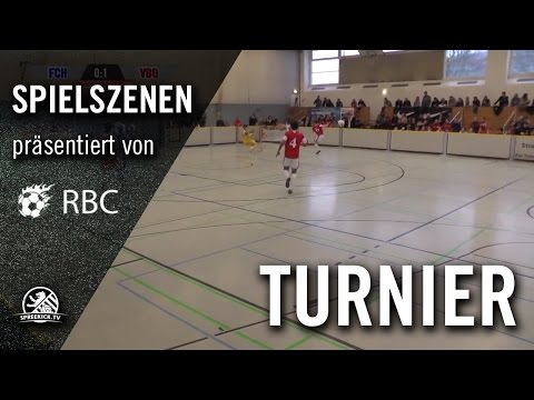 FC Hansa Rostock - Velje Boldklub (13. Range Bau Cup, U17 B-Junioren, Spiel um Platz 3) - Spielszenen | SPREEKICK.TV