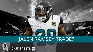 Jalen Ramsey Raiders Trade Rumors: Should Oakland Target Jacksonville Jaguars' All-Pro CB In 2019?