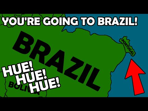 Brazil in a Nutshell 2 (YOU RE GOING TO BRAZIL!)