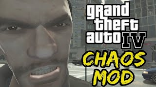 30 Hours of Chaos in GTA IV - Chaos Mod Speedrun