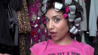 Hot Rollers How To