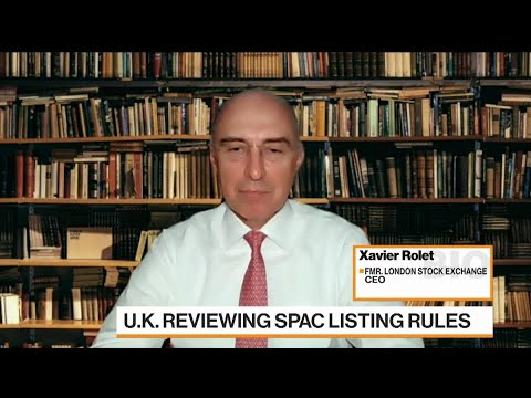 Why Ex-LSE CEO Rolet Says U.K. Should Embrace SPACx